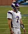 Christian Ponder shown at Ford Field in Detroit Michigan.jpg