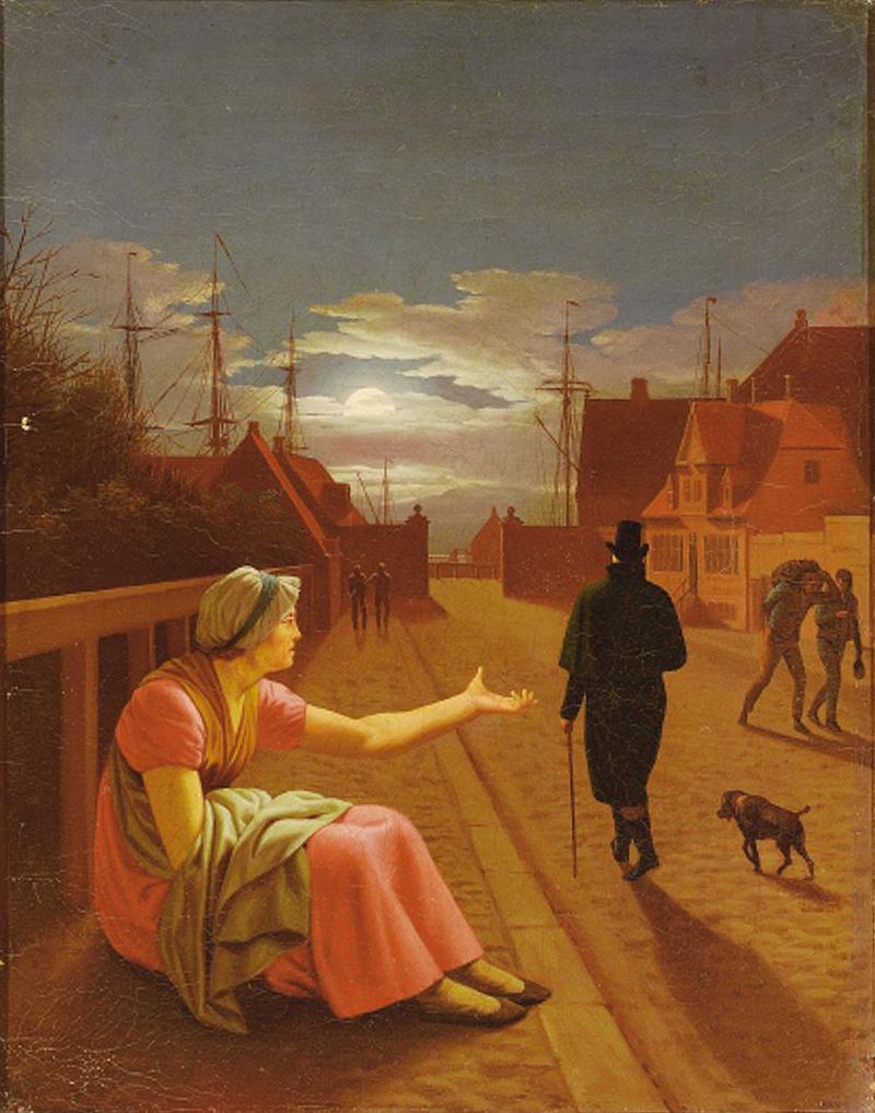 Christoffer Wilhelm Eckersberg - En falden piges historie. IV - 1808 .png