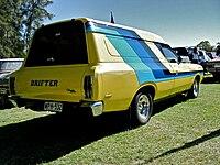 eedb15540c Chrysler CL Drifter Van. Chrysler CL Drifter Ute