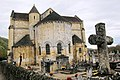 Church and cemetry of Cenac along the Dordogne-river - panoramio.jpg