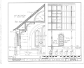 Church of St. John-in-the-Wilderness, U.S. Route 25, Flat Rock, Henderson County, NC HABS NC,45-FLARO,1- (sheet 7 of 7).png