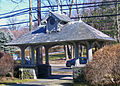 Church of St Barnabas lych gate, Irvington, NY.jpg