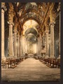 Church of the Annunciation, interior, Genoa, Italy-LCCN2001700856.tif