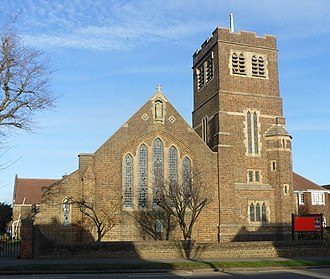 Edward Prioleau Warren - Church of the Good Shepherd, Brighton