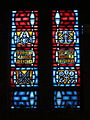 Church of the Holy Family (Grand Blanc, Michigan) - interior, stained glass, Purification, Lent, Epiphany, Holy Family.jpg