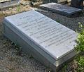 Cimitero degli inglesi, tomba walter savage landor-2.jpg