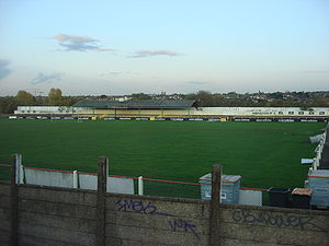 Hendon F.C. - Claremont Road