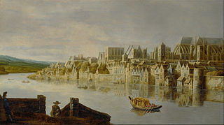The Thames at Westminster Stair