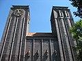 Clock tower, Pfarrkirche St. Anton, Augsburg.jpg