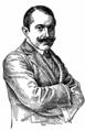 Clyde Fitch line portrait.png