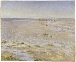 Coastal Scene. Motif from Varberg