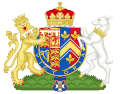 Coat of Arms of Catherine, Duchess of Cambridge.svg