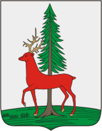 Yelets - Image: Coat of Arms of Elets (Lipetsk oblast)