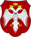 Coat of Arms of the Prince-Bishopric of Montenegro.svg