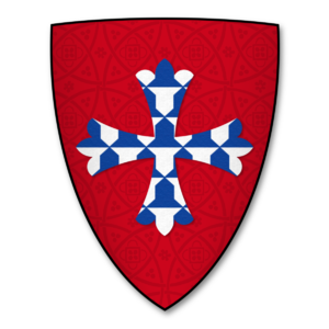 William de Forz, 3rd Earl of Albemarle - Arms of William de Fortibus, Earl of Albemarle