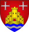 Coat of arms of Steinfort