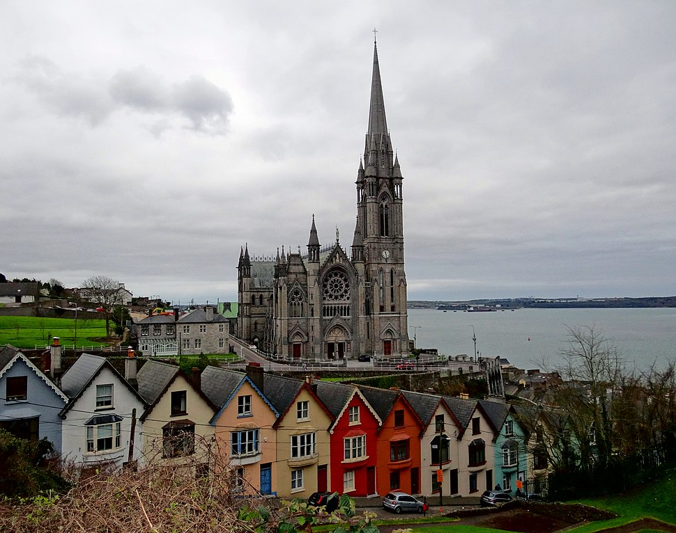 Cobh-Cathedral-West-Side-2012