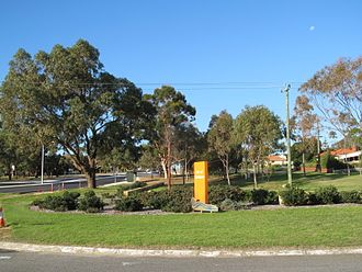 Coolbellup, Western Australia - Image: Cockburn welcome Coolbellup Stock Rd 2