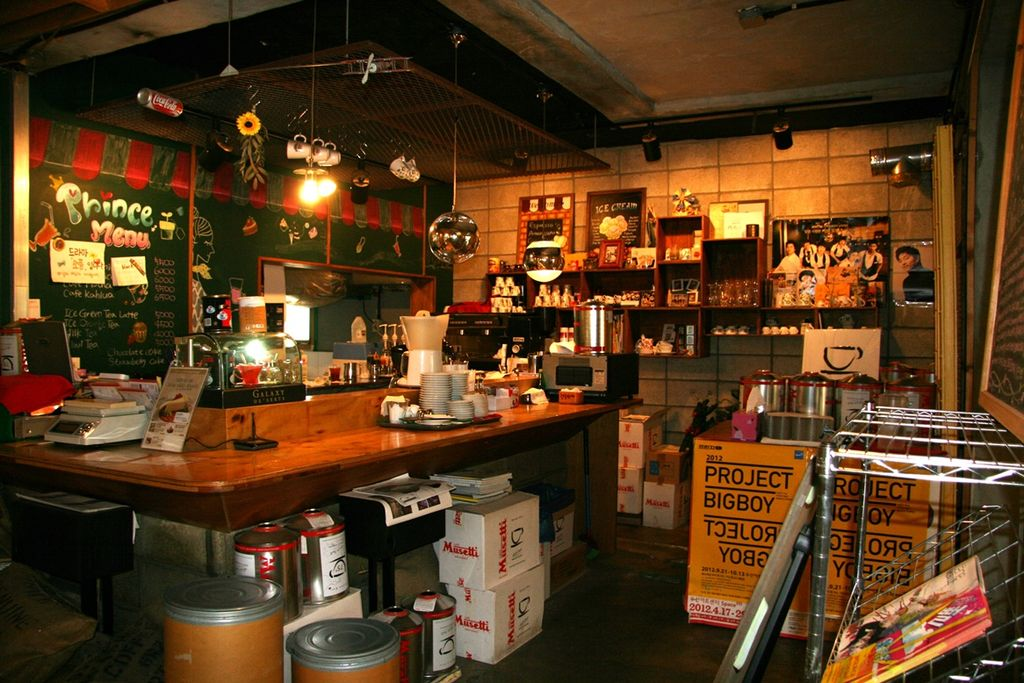 Best Coffee Shops Taiwan