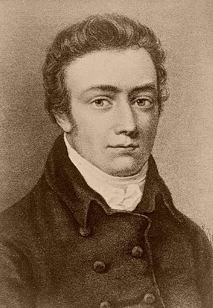 Conversation poems - Portrait of Coleridge
