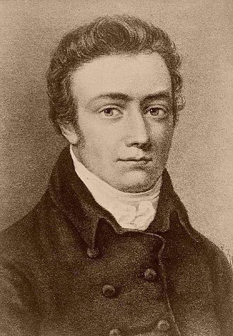Conversation poems - Portrait of Coleridge