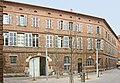 Collège de Foix (Toulouse) Façade et porche.jpg