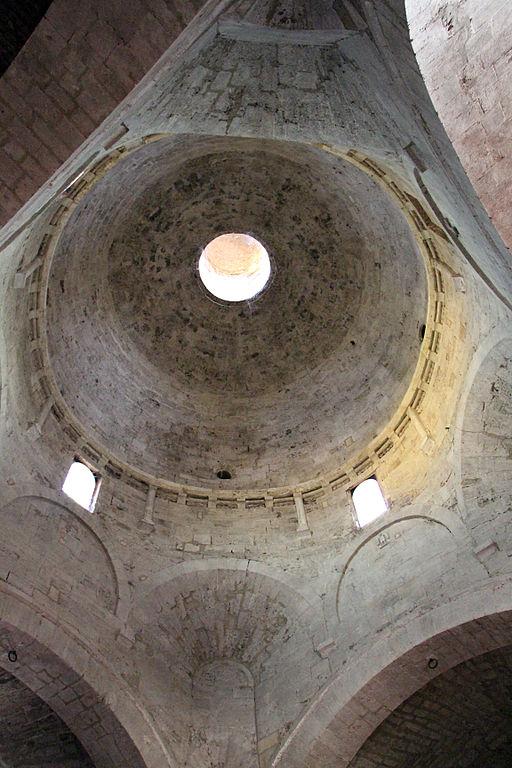 Collegiata di Sant'Agata (Asciano), int. 05