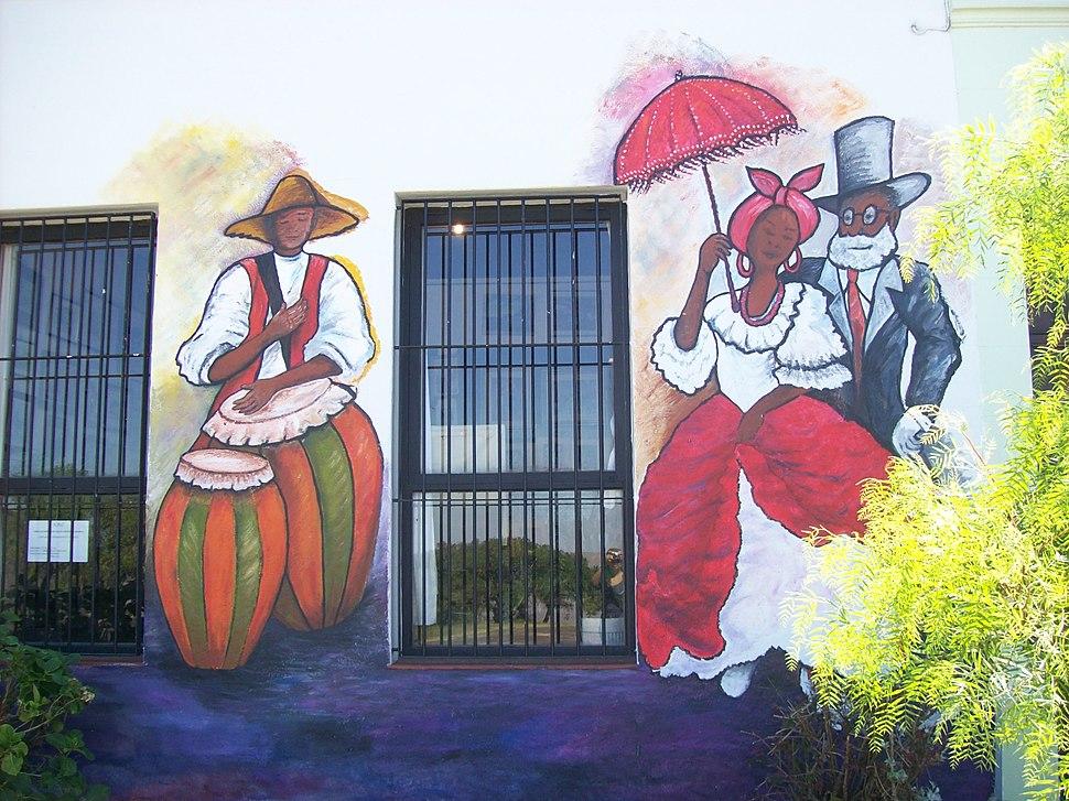 Colonia del Sacramento art in Uruguay
