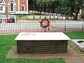 Colonial Annapolis Historic District - churchyard of St Anne2.JPG