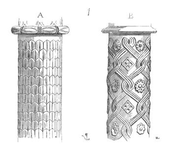 Dictionnaire raisonn de l architecture fran aise du xie for Definition art gothique
