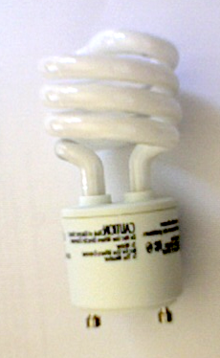 220px compact fluorescent light bulb with gu24. Black Bedroom Furniture Sets. Home Design Ideas