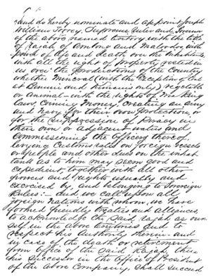 Joseph William Torrey - Image: Concession Torrey Page 2