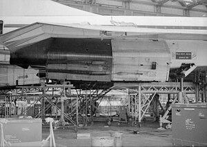 Concorde Rolls Royce engine housing.jpg