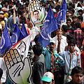 Congress Party rallies in Mumbai - Flickr - Al Jazeera English.jpg