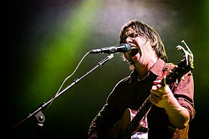 Conor Oberst at The Fillmore in San Francisco, October 2014.jpg