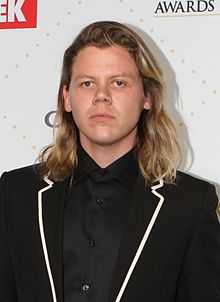 Conrad Sewell, 2016 TV Week Logie Awards (cropped).jpg