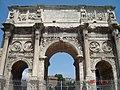 Constantinus diadalíve, Róma.jpg