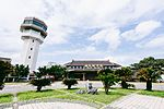 Control tower and terminal at Lyudao Airport.jpg