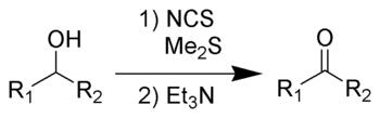 The Corey-Kim oxidation