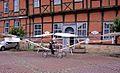 Cornu Nr 2 Nachbau vor Hubschraubermuseum 11 07 2008.jpg