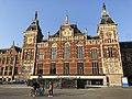Corona - Empty streets in Amsterdam - Central Station.jpg