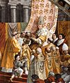 Coronation of Charlemagne by Pope Leo III.jpg