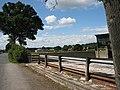 Corrugated fence - geograph.org.uk - 848546.jpg