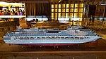 Costa Favolosa ship replica.jpg