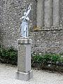 Couesmes-Vaucé (53) Monument aux morts de Vaucé.JPG