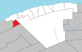 Coulée-des-Adolphe Quebec location diagram.png