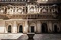 Courtyard inside Mehrangarh.jpg