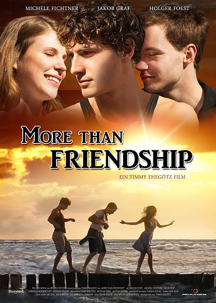 More than friendship - Filmcover