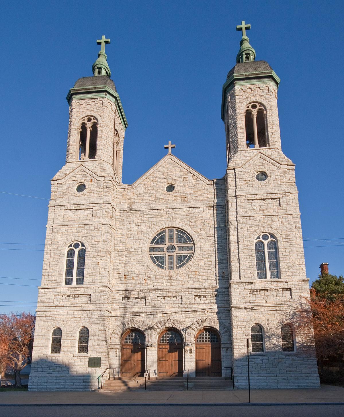 Holy cross church and school complex latonia wikipedia for The covington