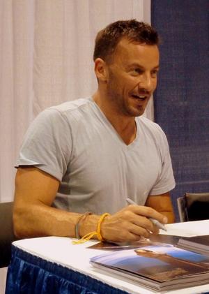 Craig Parker - Parker at the 2012 Chicago Comic Con